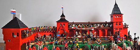 The Hermitage–Amsterdam Exhibition Centre announced the results of its LEGO creations competition